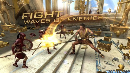 Gods Of Egypt Game v1.1 [Mod] Apk