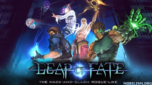 Leap of Fate v1.1.2 + Mod for Android revdl