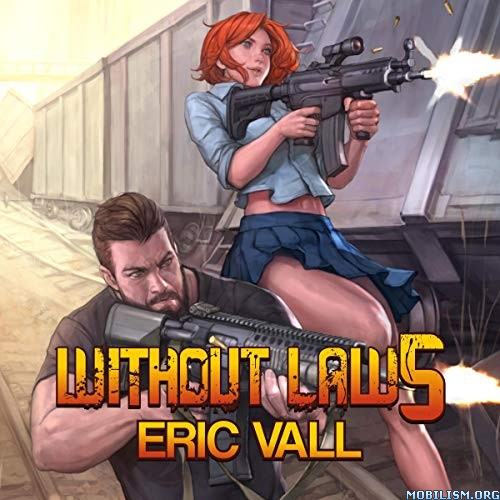 Without Law by Éric (Eric) Vall (.M4B)