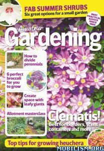 Amateur Gardening – 20 July 2019