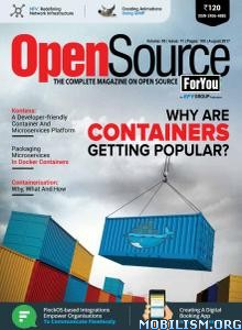 Download ebook Open Source For You - August 2017 (.PDF)