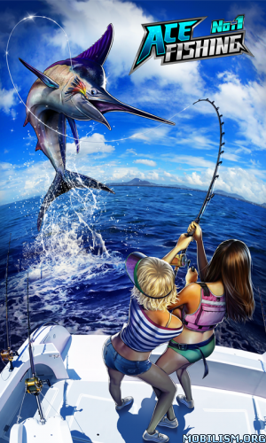 Trucchi Ace fishing: wild catch per android