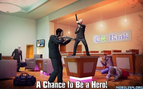 Rival Gang : Bank Robbery v1.0 [Mod Money] Apk