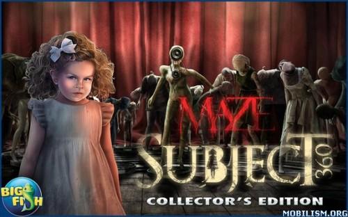Maze: Subject 360 - A Scary Hidden Object Game v1.0.1 (Full) Apk