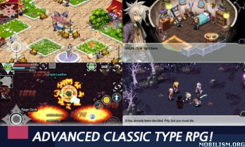 Chroisen2 - Classic styled RPG v1.0.6 [Mod Gold/Mana] Apk