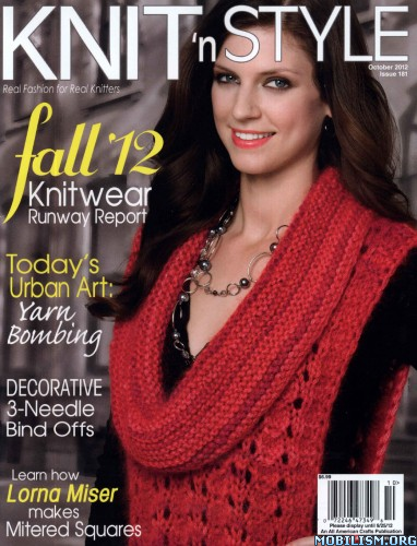 eBook Releases • Knit'n Style – October 2012 (.PDF)