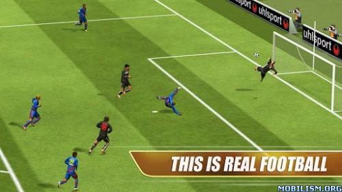 Real Football 2013 v1.6.8b [Mod Money] Apk