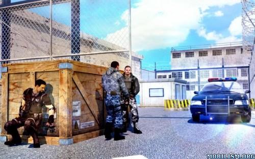 Survival Prison Escape v2: Free Action Game v1.0.7 Mod (Unlocked) Cracked Apk