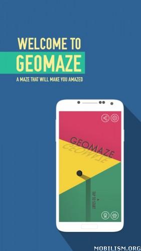 GeoMaze v1.03 (Mod Money) Apk