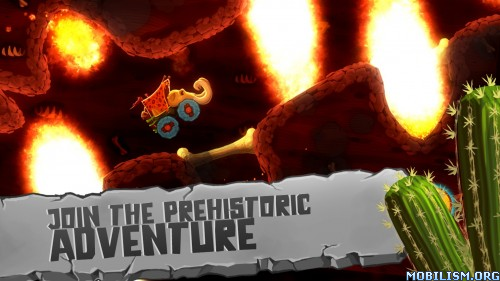 Fun Kid Racing Prehistoric Run v1.0 [Mod Money] Apk