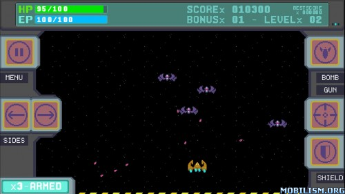 Space Renegade v1.2 Apk