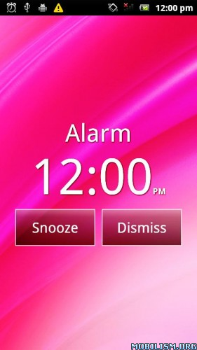 ?dm=0AT6 Smart Alarm (Alarm Clock) v2.1.9 [Paid] for Android revdl Apps
