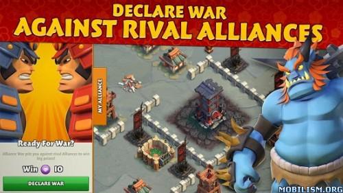 Samurai Siege: Alliance Wars v1448.0.0.0 [Mod] Apk