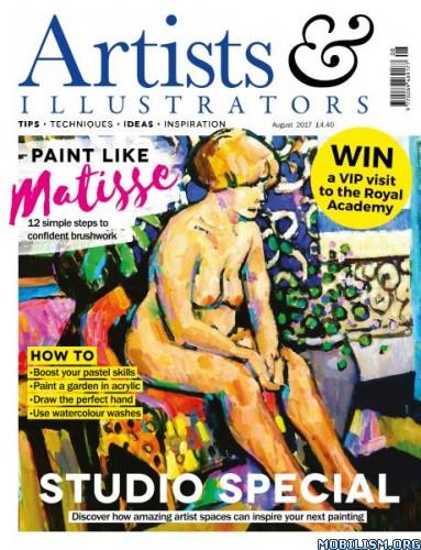 Download ebook Artists & Illustrators - August 2017 (.PDF)