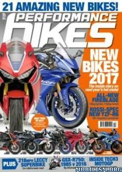 Download ebook Performance Bikes - December 2016 (.PDF)