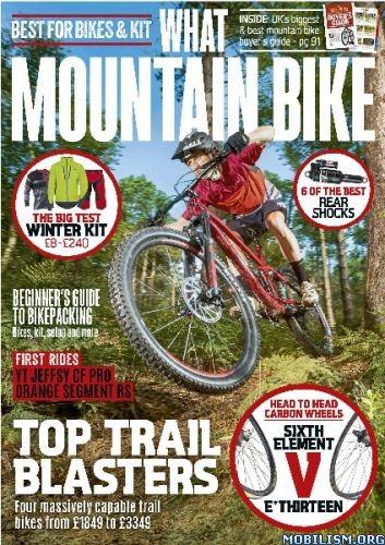 Download ebook What Mountain Bike - November 2016 (.PDF)