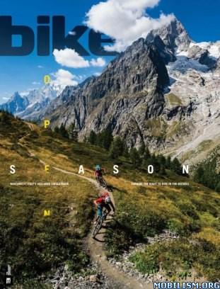 Download ebook Bike Magazine - July 2017 (.PDF)