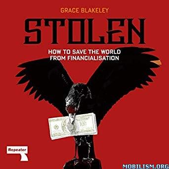 Stolen by Grace Blakeley (.M4B)