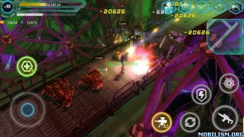 Alien Zone Raid v2.0.7 (Mods) Apk