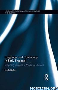 Language and Community in Early England by Emily Butler