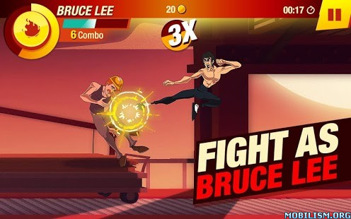 Bruce Lee: Enter The Game v1.5.0.6881 (Mega Mod) Apk