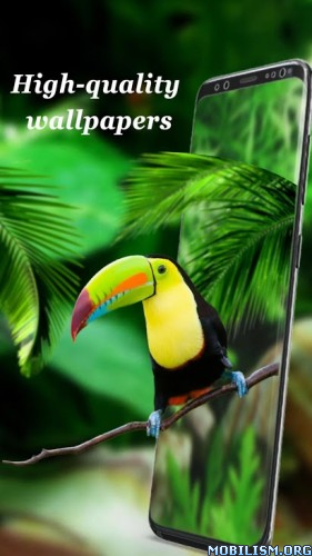 Live 3D Parallax Wallpapers Pro: (No Ads) Apk v1.1 [Paid ...