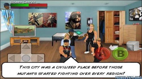 Super City (Superhero Sim) v1.100 [Unlocked] Apk