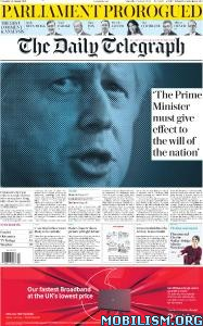The Daily Telegraph – August 29, 2019