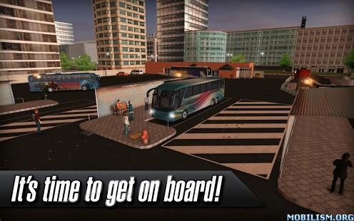 Coach Bus Simulator v1.6.0 (Mod Money/XP) Apk