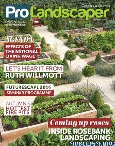 Download ebook Pro Landscaper - October 2016 (.PDF)