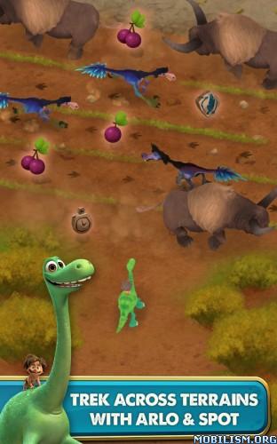 Good Dinosaur: Dino Crossing v1.1.0 [Mod] Apk