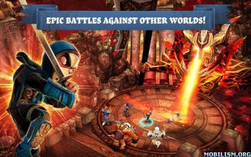 Dragon Ninjas v9.0.2351-PVRTC (Mod) Apk