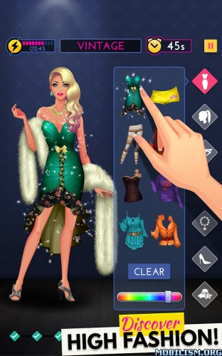 Fashion Diva v1.4 [Mod Money] Apk