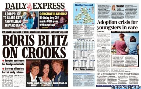 Daily Express – October 13, 2019