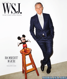 The Wall Street Journal Magazine – Issue 112, October 2019