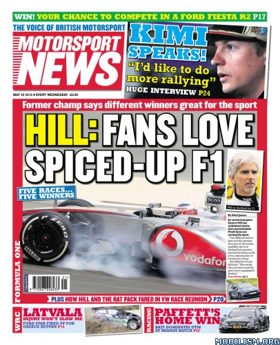 Motorsport News - 23 May 2012 (.PDF)