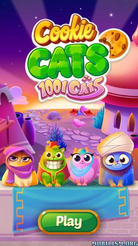 Cookie Cats v1.5.1 (Mod) Apk