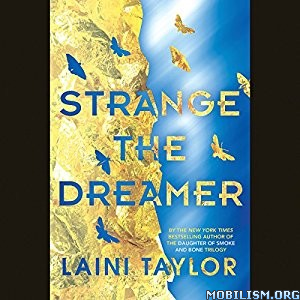 Download Strange the Dreamer by Laini Taylor (.M4B)
