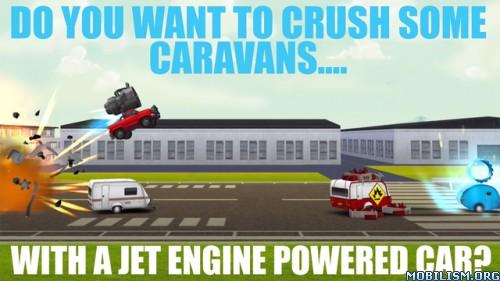 Top Gear: Caravan Crush v1.5 [Mod Money] Apk