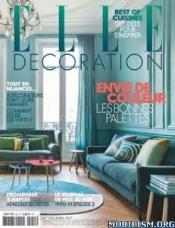 Download Elle Décoration France - Avril 2017 [FRE](.PDF)