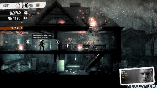 This War of Mine v1.3.6 Apk