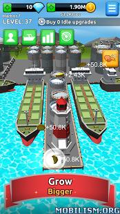 Harbor Tycoon Clicker v1.0.0 (Mod Gems) Apk