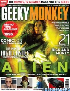 Download Geeky Monkey - Issue 19 - April 2017 (.PDF)