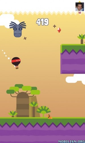 5 Weeks in a Balloon - Premium v1.2 + Mod Apk