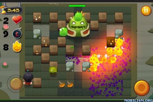 Bomber 2016 - Bomba game v1.18 [Mod] Apk