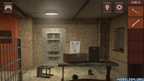 Alcatraz Escape v1.1 (Unlocked) Apk
