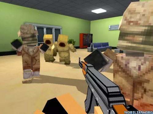 Pixel Dead - Survival Fps v3.2.2 [Mod Money] Apk