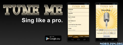 Mod Android] Tune Me Pro v1 5 2 φ Full