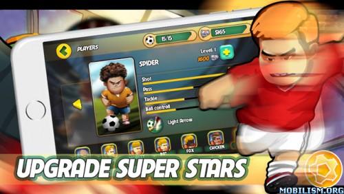 Kung fu Feet: Ultimate Soccer v1.0.11 [Mod] Apk