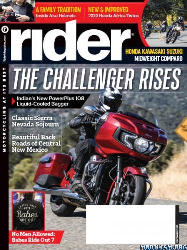 Rider Magazine – December 2019